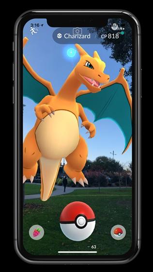 iPhone dostane exkluzívny režim rozšírenej reality v Pokemon Go