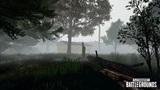 PlayerUnknown's Battlegrounds ukazuje zábery z hmly