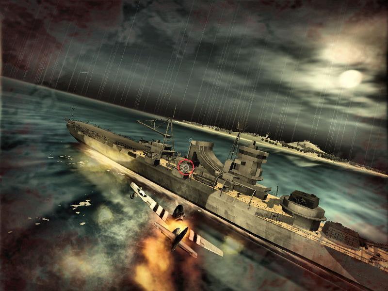 لعبة الاكشن وحروب الطائرات الرائعه Air Aces Pacific
