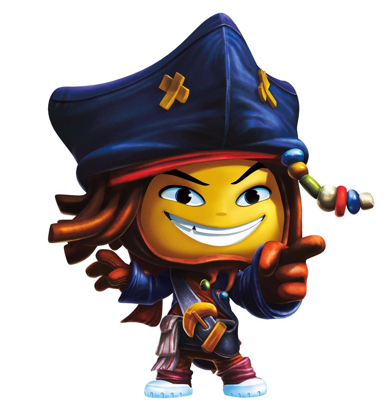 Piráti karibiku doplnia postavy a prostredia z filmov alica v krajine
