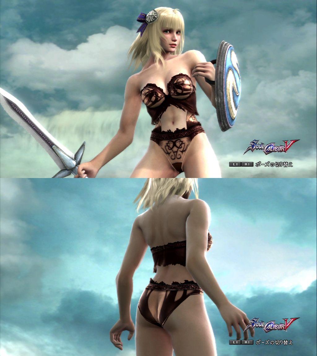 Soul calibur 4 nude mods cartoon movie