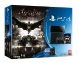 Ozn�men� limitovan� ed�cia PlayStation 4 vo farb�ch Batman: Arkham Knight