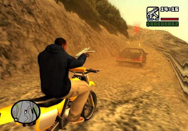 Grand Theft Auto San Andreas [PC] Español [1 Link]