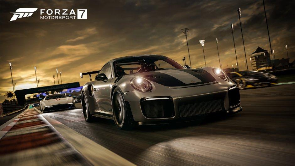 056052a0a938 pečené maso recepty Forza Motorsport 7 ukazuje svoju podporu volantov na PC  a aj edície hry